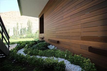 رنگ چوب و روغن چوب