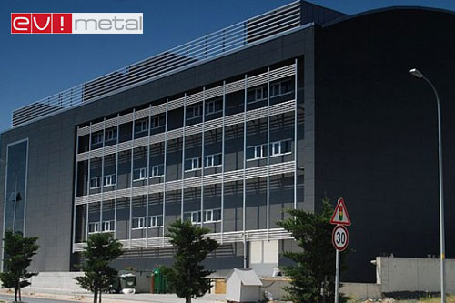 محصولات ساختمانی استیل اویمتال