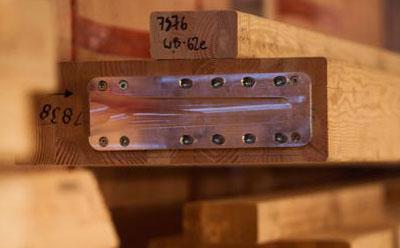 اتصالات چوب به چوب به فلز